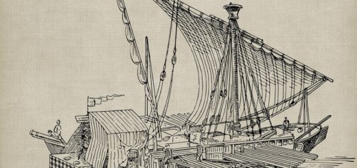 Captain Kidd's final journey